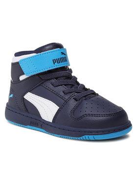 Puma Puma Sneakersy Rebound Layup Sl V Inf 370489 09 Granatowy