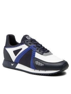 EA7 Emporio Armani EA7 Emporio Armani Sneakers X8X076 XK220 Q229 Blu scuro