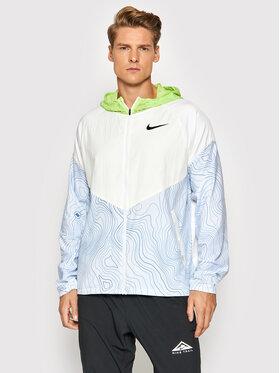 Nike Nike Geacă pentru alergare Therma Essential Ekiden DC4039 Alb Standard Fit