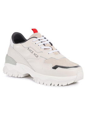 Rage Age Rage Age Sneakersy RA-12-02-000088 Beżowy