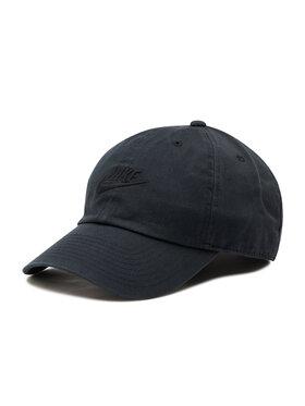 Nike Nike Kepurė su snapeliu 913011 011 Juoda