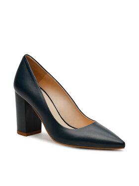 Solo Femme Solo Femme Κλειστά παπούτσια 75403-8A-K13/000-04-00 Σκούρο μπλε