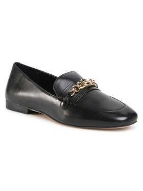 MICHAEL Michael Kors MICHAEL Michael Kors Lords Dolores Loafer 40F0DSFP1L Fekete