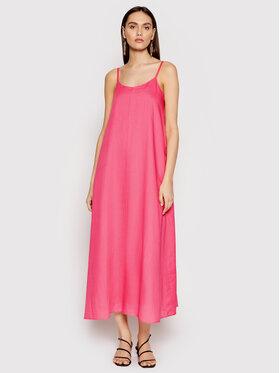 MAX&Co. MAX&Co. Vasarinė suknelė Lorelei 62211321 Rožinė Regular Fit