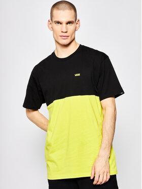 Vans Vans T-Shirt Colorblock Tee VN0A3CZDYND1 Barevná Classic Fit