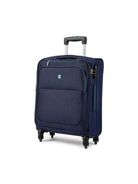 Dielle Dielle Valise textile petite taille 720/55 Bleu marine