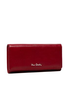 Pierre Cardin Pierre Cardin Великий жіночий гаманець 06 ITALY 100 Червоний
