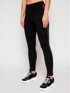 Calvin Klein Jeans Calvin Klein Jeans Legíny J20J215125 Čierna Slim Fit