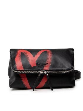 Desigual Desigual Τσάντα 21WAXPAK Μαύρο