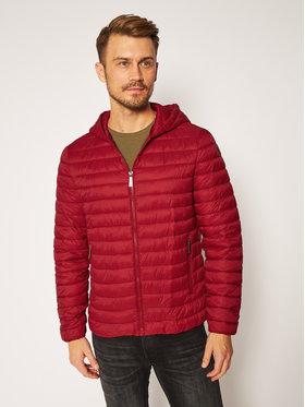 Trussardi Jeans Trussardi Jeans Geacă din puf Matt 52S00516 Roșu Regular Fit