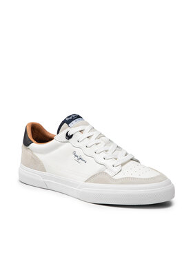 Pepe Jeans Pepe Jeans Scarpe sportive Kenton Original 21 PMS30765 Bianco