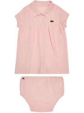Lacoste Lacoste Pyžamo 4J8884 Růžová