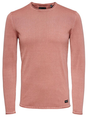 ONLY & SONS ONLY & SONS Pull Garson 22006806 Rose Slim Fit
