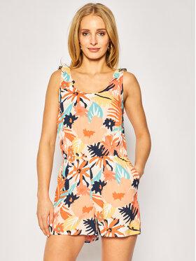 Roxy Roxy Jumpsuit Rainbow Palm ERJWD03417 Multicolore Regular Fit