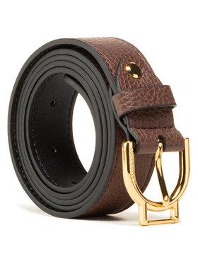 Coccinelle Coccinelle Dámský pásek HZ5 Belt E3 HZ5 11 36 01 Hnědá