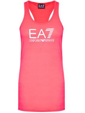 EA7 Emporio Armani EA7 Emporio Armani Τοπ 3KTH60 TJ1TZ 1427 Ροζ Regular Fit