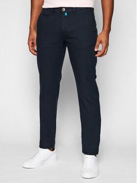 Pierre Cardin Pierre Cardin Spodnie materiałowe 33757/000/4000 Granatowy Modern Fit