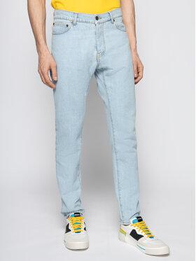 MSGM MSGM Jeans Regular Fit 2840MP83L 207070 Bleu Regular Fit