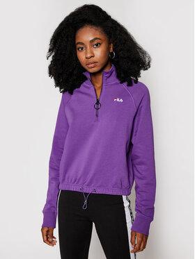 Fila Fila Sweatshirt Marcy 687905 Violet Regular Fit
