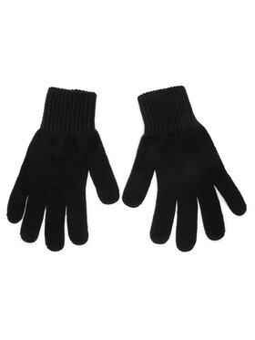 Calvin Klein Jeans Calvin Klein Jeans Vyriškos Pirštinės Monogram Gloves K60K607624 Juoda