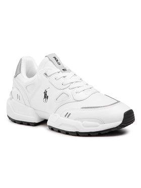 Polo Ralph Lauren Polo Ralph Lauren Sneakersy Polo Jgr Pp 809835371001 Biały