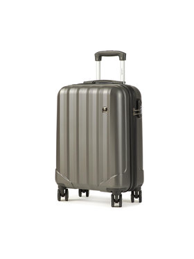 Dielle Dielle Kis kemény borítású bőrönd 90/55 Szürke