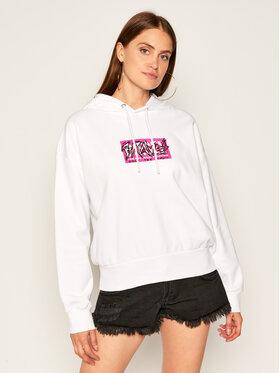 Diesel Diesel Sweatshirt Magdalena A00263 0IAJH Blanc Loose Fit