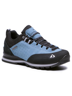Bergson Bergson Turistiniai batai Binga Low Stx Mėlyna