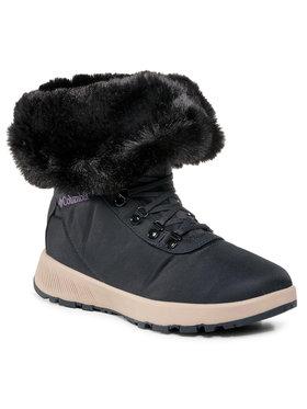 Columbia Columbia Bottes de neige Slopeside Village™ Omni-Heat™ Hi BL0146 Bleu marine