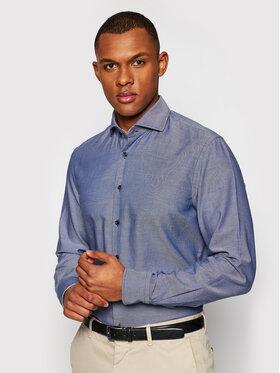 Baldessarini Baldessarini Marškiniai Henry B3 10003/000/3025 Tamsiai mėlyna Tailored Fit
