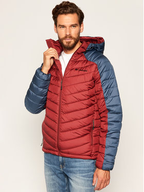 Columbia Columbia Vatovaná bunda Horizon Explorer 1803931 Bordó Regular Fit