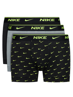 Nike Nike Комплект 3 чифта боксерки Everyday KE1008 Цветен