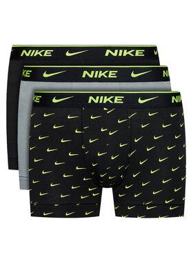 Nike Nike Σετ 3 ζευγάρια μποξεράκια Everyday KE1008 Έγχρωμο
