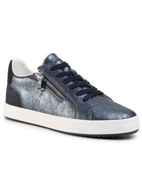 Geox Geox Sneakersy D Blomiee A D026HA 0PVEW C4002 Tmavomodrá
