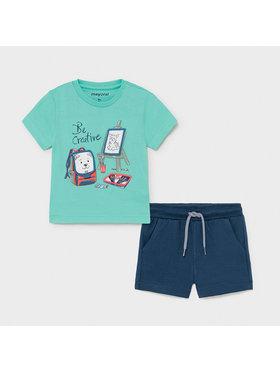 Mayoral Mayoral Set T-Shirt und Shorts 1671 Bunt Regular Fit
