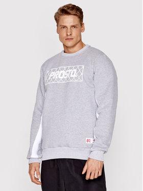 PROSTO. PROSTO. Sweatshirt KLASYK Feno 1022 Gris Regular Fit