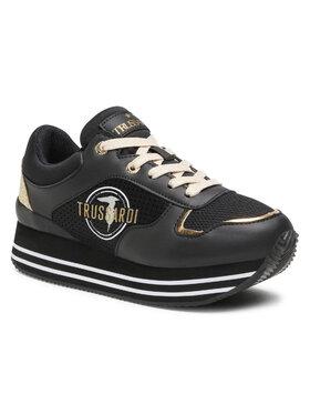 Trussardi Trussardi Sneakers 79A00677 Schwarz