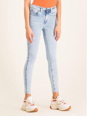 G-Star RAW G-Star RAW Super Skinny Fit Jeans Lhana D15179-9136-B165 Blau Super Skinny Fit