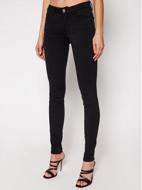 Guess Guess Jeansy Curve X W1GAJ2 W77RE Czarny Skinny Fit