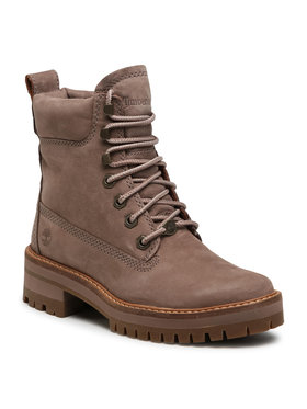 Timberland Timberland Ορειβατικά παπούτσια Courma Yeur Valley Yb TB0A1RQX9291 Καφέ