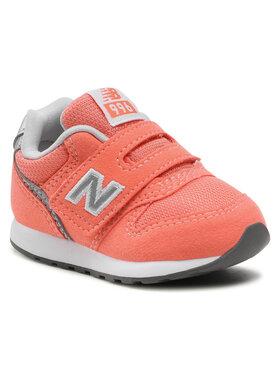 New Balance New Balance Sneakersy IZ996CCP Pomarańczowy