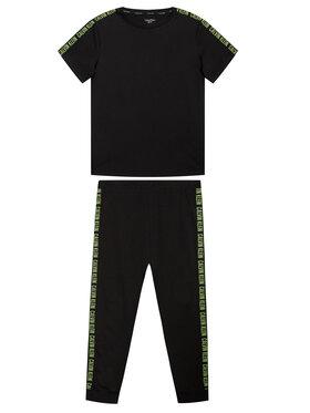Calvin Klein Underwear Calvin Klein Underwear Piżama B70B700334 Czarny