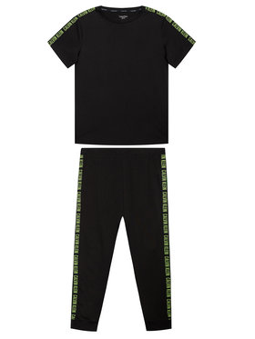 Calvin Klein Underwear Calvin Klein Underwear Pižama B70B700334 Juoda