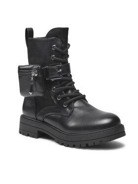 DeeZee DeeZee Outdoorová obuv CS2922-08 Čierna