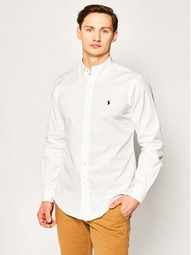 Polo Ralph Lauren Polo Ralph Lauren Košile Classics 710787193 Bílá Custom Fit