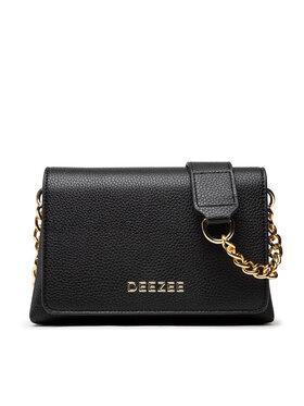 DeeZee DeeZee Дамска чанта EBG13734 Черен