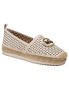 MICHAEL Michael Kors MICHAEL Michael Kors Espadryle Lenny Espadrille 40S1LNFP2L Beżowy
