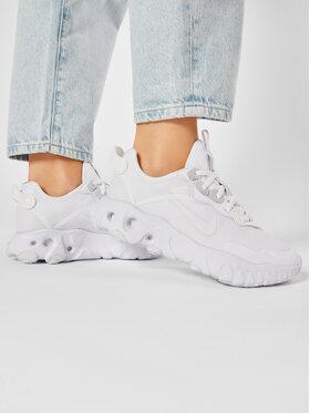 NIKE NIKE Обувки React Art3mis CN8203 100 Бял