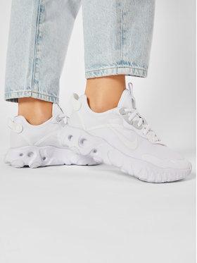 NIKE NIKE Pantofi React Art3mis CN8203 100 Alb