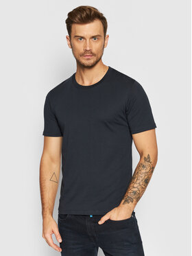 Selected Homme Selected Homme T-Shirt The Perfect 16057141 Tmavomodrá Regular Fit